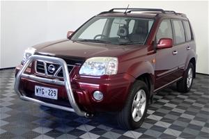 2003 Nissan X-Trail TI Luxury T30 Manual