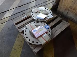 Backload Redundant Plates, Masonelan