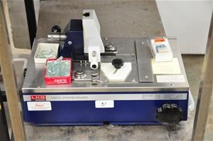 Glass knife maker. LKB (266478-51)