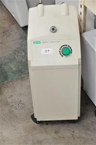 """Vacuum pump venturi type (30"""" Hg) with i"""