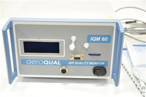 Environmental monitor for indoor air qua