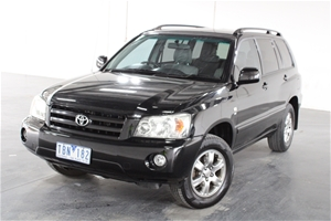 2004 Toyota Kluger CVX (4x4) Automatic 7