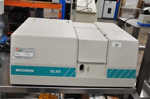 Spectrophotometer,UV/Vis single beam wit