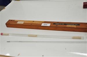 Precision thermometer -6ºC - 104ºC in 0.