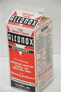 Laboratory detergent, 6 x 1.8kg cartons.