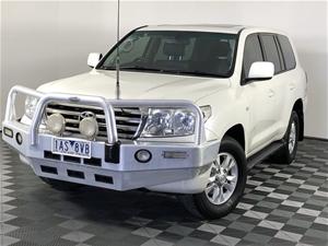 2007 Toyota Landcruiser Sahara (4x4) VDJ