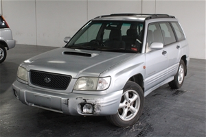 2001 Subaru Forester GT Manual Wagon