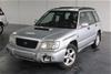 2001 Subaru Forester GT Manual Wagon