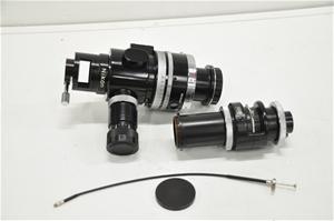 Photomicrography systems, microscope shu