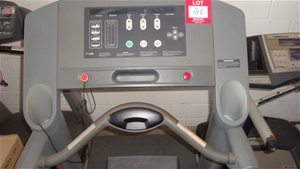 Life Fitness Polar Commercial Treadmill