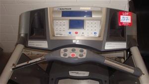Nautilus T914 Treadmill