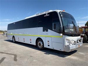 12/2011 Scania A30 54 Seater Coach Bus A