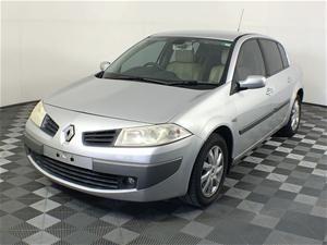 2007 Renault Megane Expression Turbo Die