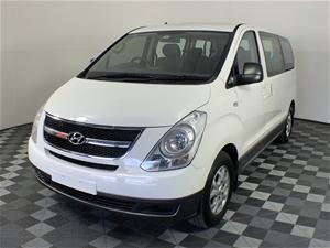 2014 Hyundai iMAX TQ Automatic 8 Seats P
