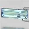 0.99ct. Genuine Octagonal Facet Blue Tanzanite
