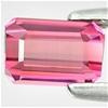 1.05ct. Genuine Octagonal facet Pink Tourmaline