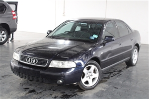 2000 Audi A4 1.8 Turbo B5 Automatic Seda