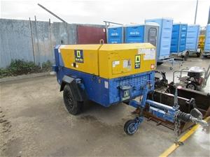 Ingersoll Rand Mobile Air Compressor