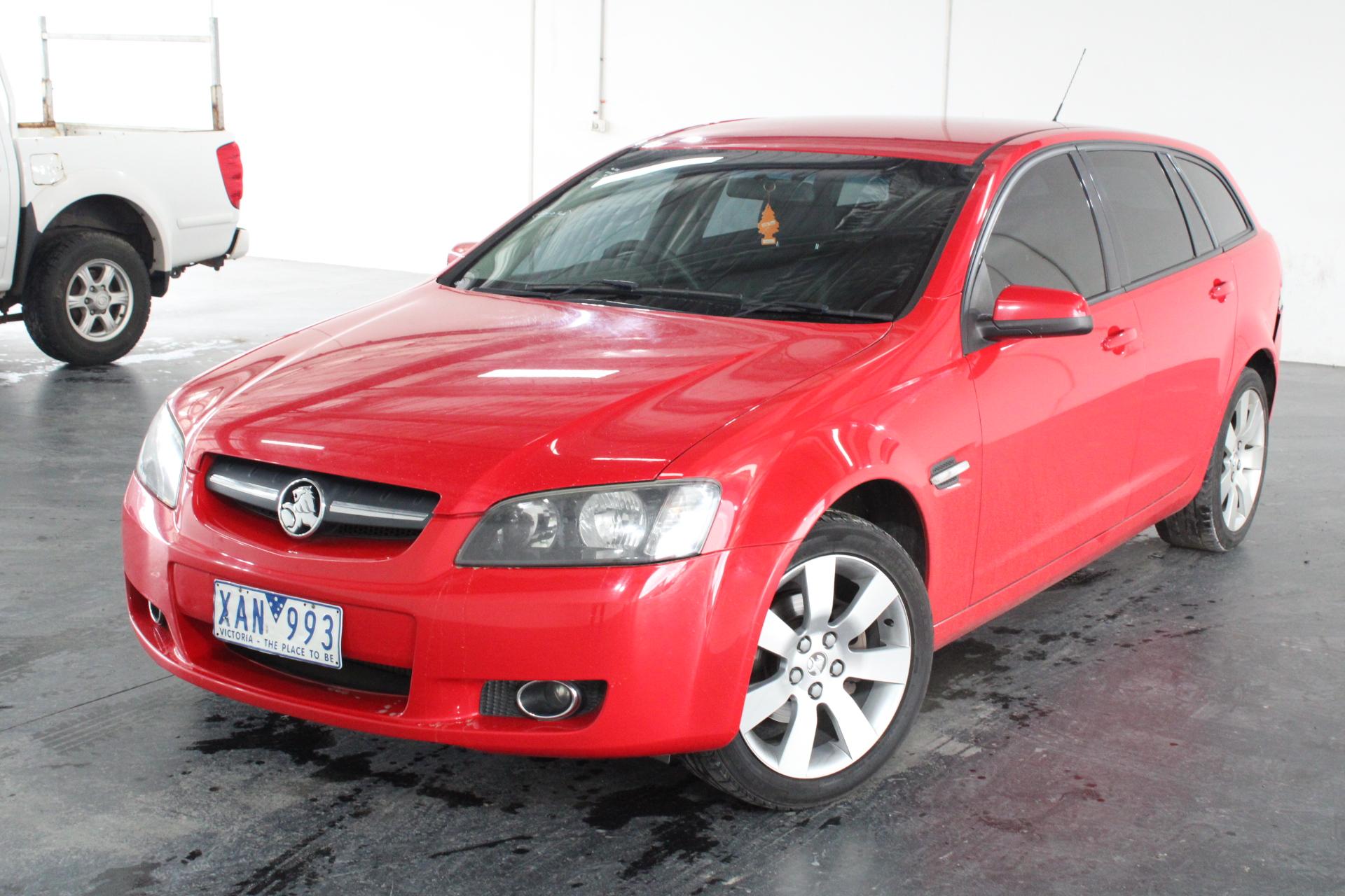 2009 Holden Commodore International VE Automatic Wagon