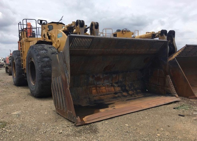 1997 Caterpillar 992D Wheel Loader