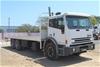 1999 International ACCO 6 x 4 Tray Body Truck