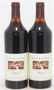 Rockford Basket Press Shiraz 2015 (2x 75