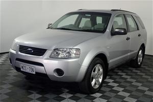 2004 Ford Territory TS (4x4) SX Automati