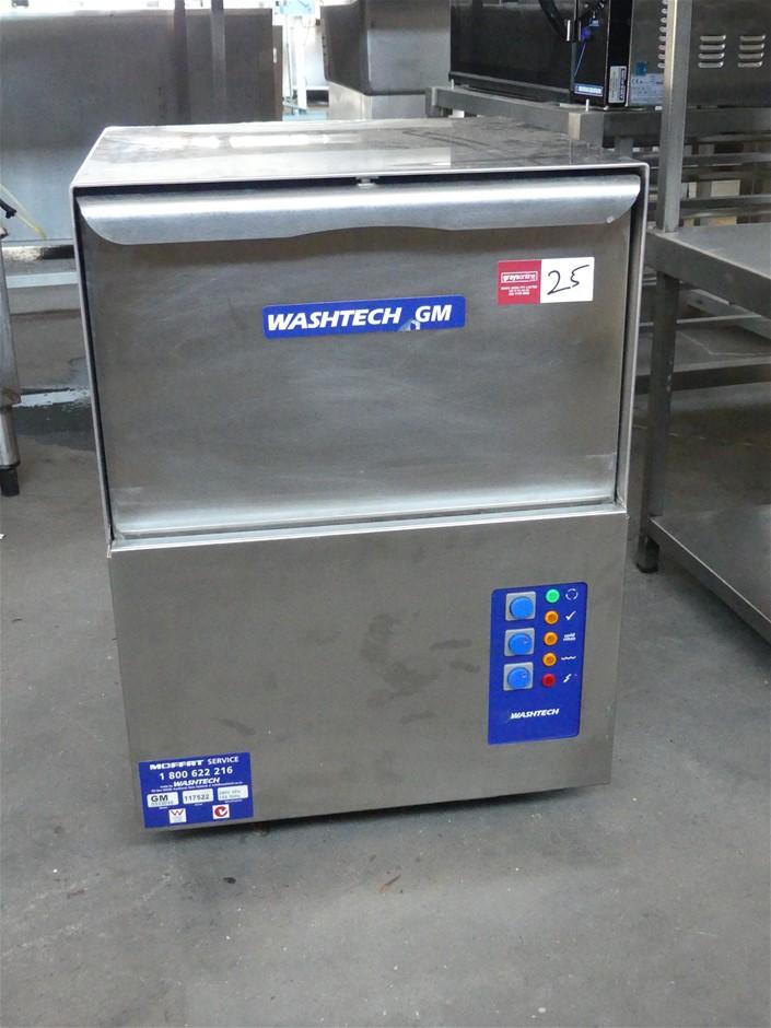 Washtec GM 0333010 Stainless Steel Underbar Glass Washer