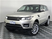 Unreserved 2013 Land Rover Range Rover Sport 3.0