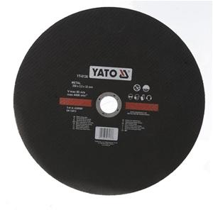 5 x YATO Metal Cutting Discs,. 350x3.5x3