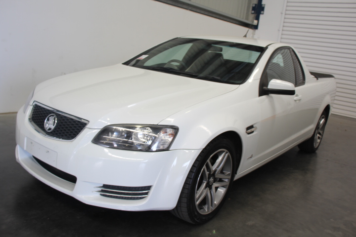 2012 Holden Commodore Series 2 Utility Auto 187,665kms