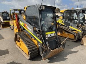 2014 JCB 15T 700Kg Diesel Compact Track