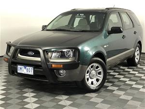 2005 Ford Territory TX (4x4) SY Automati