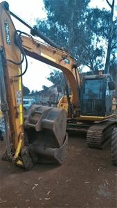 2012 JCB JS130LC 13T Diesel Excavator (L