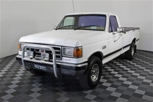 1989 Ford F150 V8 302 Twin Throttle Manu
