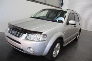 2004 Ford Territory Ghia 4WD 190,390 km'