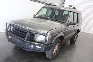 2003 Land Rover Discovery TD5 Turbo Dies