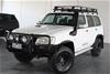 2010 Nissan Patrol DX (4x4) GU II Turbo Diesel Automatic 7 Seats Wagon