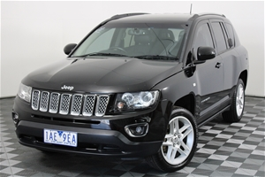 2013 Jeep Compass Limited Automatic Wago