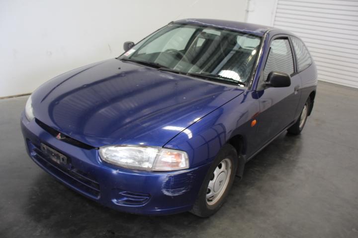 1996 Mitsubishi Mirage CE Manual Hatchback