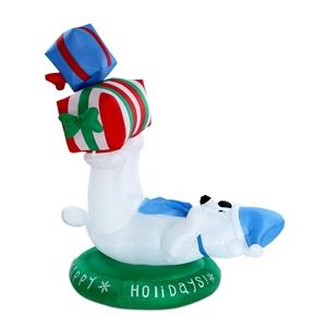 Jingle Jollys 1.8m Christmas Inflatable