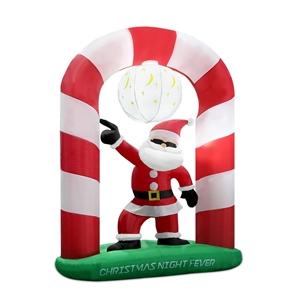 Jingle Jollys 2.4m Christmas Inflatable