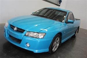 2006 Holden Commodore (S) Ute (Service H