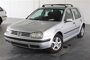 2000 Volkswagen Golf GL A4 Manual Hatchb