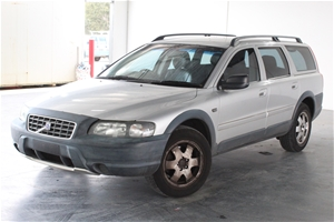 2002 Volvo XC70 Cross Country Automatic