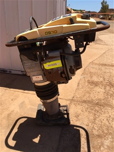 2012 Wacker Neuson DS70 83Kg Vertical Ra