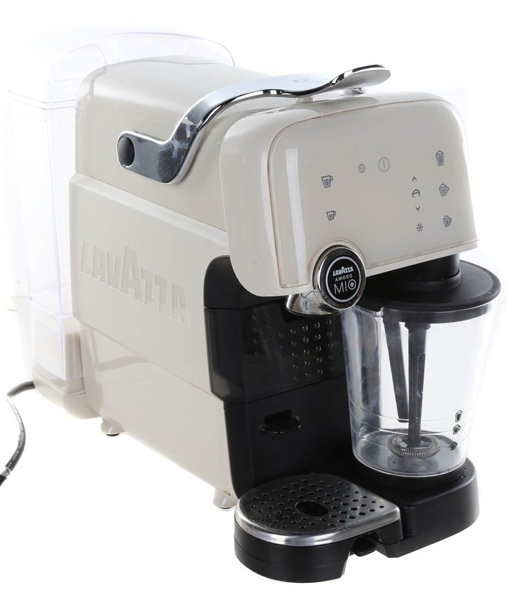 ELECTROLUX Fantasia Coffee Machine Lavazza MODO M10, White. N.B. Has been u