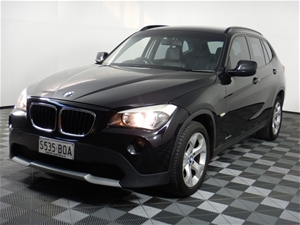 2011 BMW X1 sDrive 18i E84 Automatic Wag
