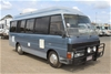 2000 Mazda car RWD Manual - 5 Speed Bus