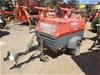Trailer Mounted 20kVA Generator - Atlas Copco QAX 20 Diesel
